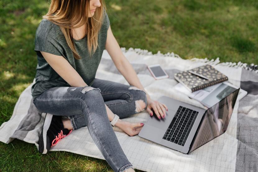 Bloggen ist überall möglich